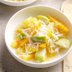 Ambrosia Fruit Recipe