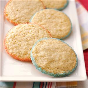 Any Holiday Sprinkle Cookies Recipe