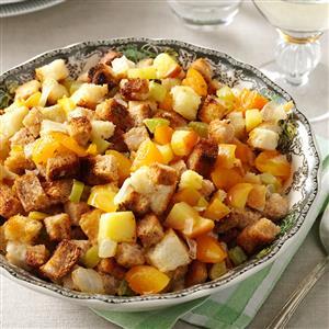 Apple & Apricot Stuffing Recipe