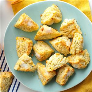 Apple & Cheddar Mini Scones Recipe