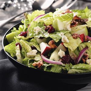 Apple & Walnut Salad Recipe