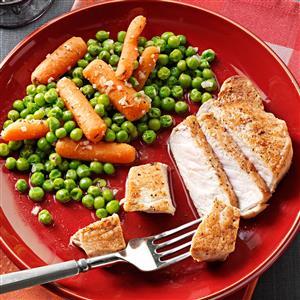 Apple-Balsamic Pork Chops Recipe