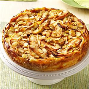 recipe: bavarian apple torte taste of home [1]