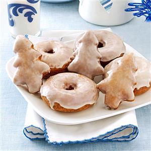 Apple Butter Doughnuts Recipe