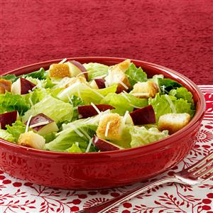 Apple Caesar Salad Recipe
