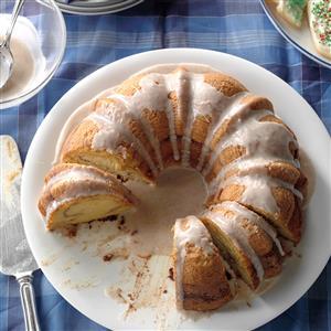 Apple Cinnamon Cake Recipe