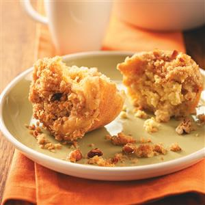 Apple Crisp Muffins Recipe