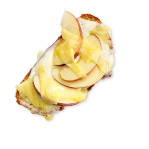 Apple-Gouda Melts Recipe