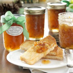 Apple Pear & Walnut Conserve Recipe
