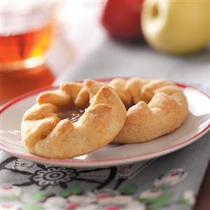 Apple Pie Pastries Recipe