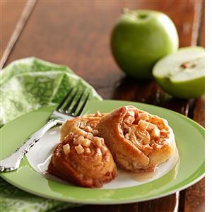 Apple Pinwheels Recipe