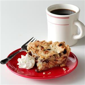 Apple Raisin Pie Recipe
