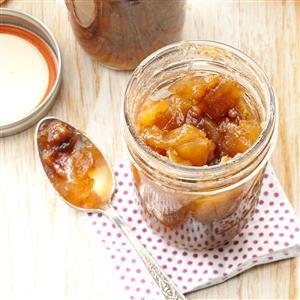 Apple-Walnut Maple Conserve Recipe