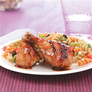 Apricot Chicken Drumsticks Recipe