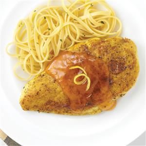 Apricot-Lemon Chicken Recipe