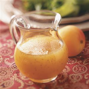 Apricot Orange Vinaigrette