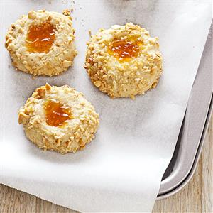 Apricot Thumbprints Recipe