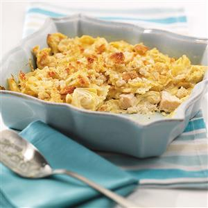 Artichoke and Chicken Casserole Recipe