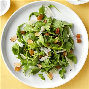 Arugula Salad with Shaved Parmesan Recipe
