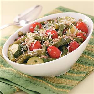 Asparagus & Tomato Salad Recipe
