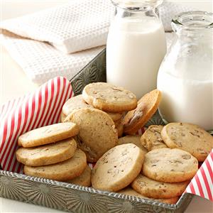 Aunt Ione's Icebox Cookies Recipe