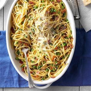 Authentic Pasta Carbonara Recipe