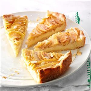 Autumn Apple Torte Recipe