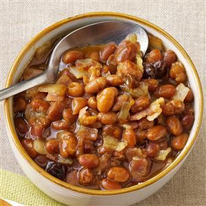 Autumn Beans Recipe