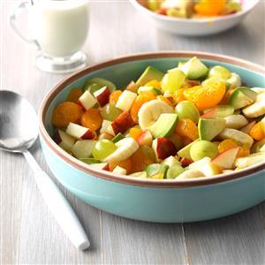 Avocado Fruit Salad Recipe
