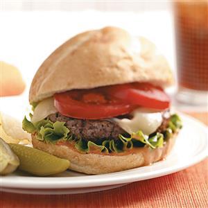 BBQ Bacon Burgers Recipe