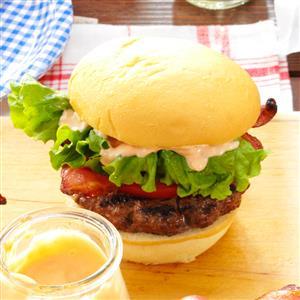 BLT Burgers Recipe