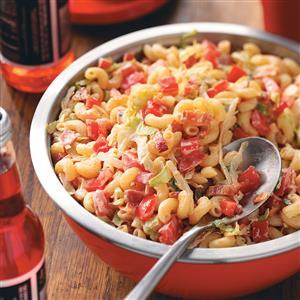 BLT Macaroni Salad Recipe