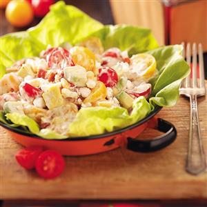 BLT-and-More Salad Recipe