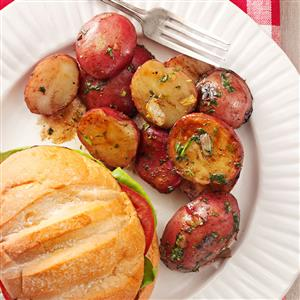 Backyard Red Potato Salad Recipe