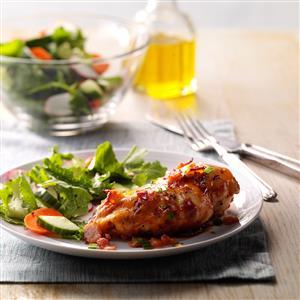 Bacon & Cheddar Chicken Recipe