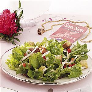 Bacon & Cheese Salad Recipe