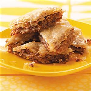 Bacon Baklava Recipe