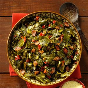 Bacon Collard Greens Recipe