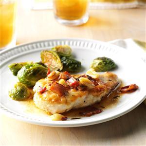 Bacon-Garlic Chicken Recipe
