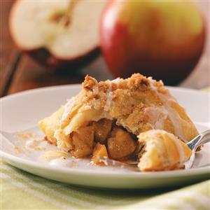 Baked Apple Dumplings Recipe