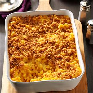 Baked Mac and Cheese Recipe