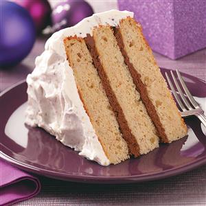 Banana-Hazelnut Cake Recipe