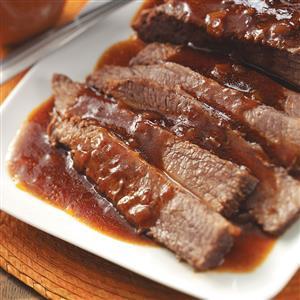 Barbecue Beef Brisket Recipe