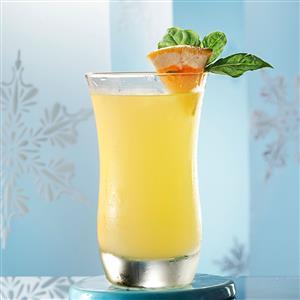 Basil Citrus Cocktail Recipe
