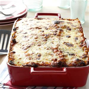 Beef Lasagne Recipe