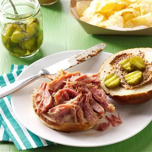 Slow Cooker Pulled Pork | 65 | Taste of Home