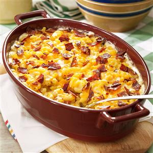 Beer macaroni cheese recipe taste of home beer macaroni cheese recipe forumfinder Images