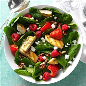 Berry Chicken Salad Recipe