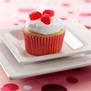Berry Surprise Cupcakes Recipe