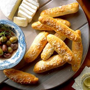 Best-Ever Breadsticks Recipe
